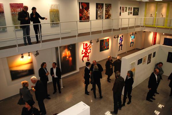 Fördergesellschaft Zeitgenössische Kunst Essen Christoph Mandera