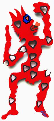 Der letzte Romantiker (rot)