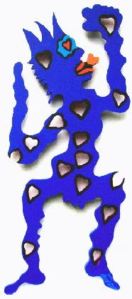 Der letzte Romantiker (blau)